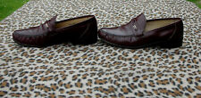 Vintage mens leather shoes Made in Italy UK size 7 EU 41