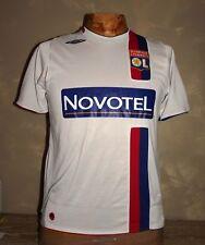 ancien Maillot de football OL Lyon Olympique Lyonnais NOVOTEL  ligue 1