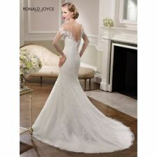 3/4 Sleeve Ronald Joyce Wedding Dresses