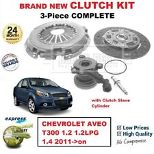 FOR CHEVROLET AVEO T300 1.2 1.2LPG 1.4 2011->on BRAND NEW 3PC CLUTCH KIT and CSC