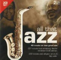 All That Jazz, Various, Audio CD, Good, FREE & FAST Delivery