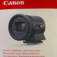 CANON Electronic Viewfinder EVF-DC2 Black Genuine Camera Accessory