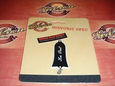 Gibson Les Paul Truss Rod Cover Historic 1961 Guitar Parts Custom SG R9 Reissue