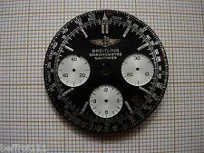 Cadran montre Breitling chronometre NAVITIMER,Zifferblatt,chronographe,dial 4