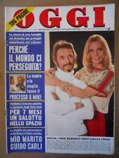 OGGI n°20 1973 Sylva Koscina Fulvia Franco Bonfantini Margaret Lee  [C41]