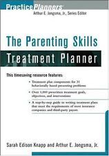 The Parenting Skills Treatment Planner, , Knapp, Very Good, 1994-04-01,