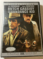 Butch Cassidy and the Sundance Kid Dvd, Special Edition) New & Sealed ref3