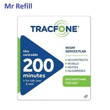 TracFone $39.99 Refill -- fast & right