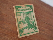 LOD LAVKI Mon Professeur (Tongres - Tongeren , circa. 1930) Scout Scoutisme