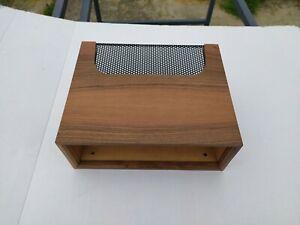Marantz wood case cabinet wc-10 walnut lacquer
