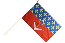France seine-saint-Denis stock DRAPEAU drapeaux drapeaux stock drapeau 30x45cm