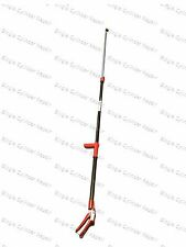 """Nobi Telescopic Long Reach Pruner With Pruning Saw Ext 69"""" to 118"""" Made In Japan"""