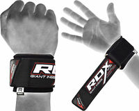 RDX Fasce Polsi Palestra Fitness Cinghie Sollevamento Pesi IT