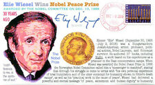 COVERSCAPE computer designed 30th anniversary Eli Wiesel Nobel Prize event cover