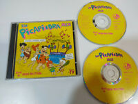 Los Picapiedra Mix Mixed by Quique Roca Tejada - 2 x CD Blanco y Negro 1994