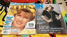 Teen magazine 1985 Prince ! Boy George ! Wham !  Ingenue Models W Seventeen Ads