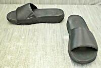 ** Fitflop Kano V52-001 Slide Sandal, Men's Size 13M, Black