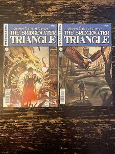 Grimm Tales of Terror: Bridgewater Triangle #1 & 3 (Zenescope)Free Combine Ship