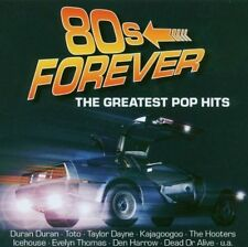 80's forever-The greatest Pop Hits (16 tracks) Duran Duran, Hooters, Iceh.. [CD]