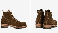 VISVIM Zermatt Boots Folk Combat Festival Army Mountain Boots Shoes 43