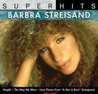 Barbra Streisand - Super Hits [New CD]