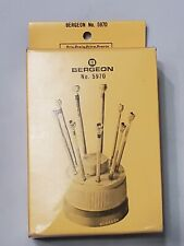 set New never used Bergeon No. 5970 screwdriver