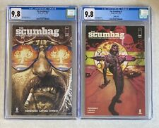 The Scumbag 1 CGC 9.8 White Pages 2 COVER SET!! Get Both A & B Covers!!