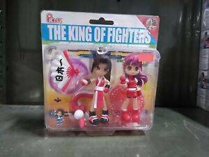 Pinky Street - King of Fighters Mai + Athena Figure Limited Edition
