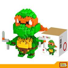 LOZ - Juguete de Construcción Bloques Diamante - Tortugas Ninja 200 pzs M-9150