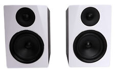 "Rockville APM6W 6.5"" 2-Way 350W Active/Powered USB Studio Monitor Speakers Pair"