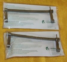 New listing Lot of 2 Worldsource Canine Mouth Gag Animal Veterinary Instrument Large 6.3/4�