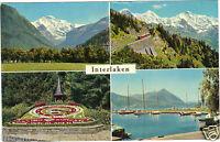 Suisse - INTERLAKEN