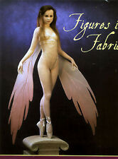 Lisa Lichtenfels Figures in Fabric Soft Sculptured Dolls/Figures Excellent teach
