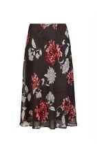 Polyester Formal Floral Flippy, Full Skirts for Women