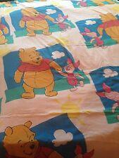 Disney Winnie The Pooh & Piglet Twin Flat Sheet, Fabric, Material F