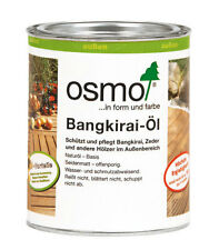 Osmo Bangkirai-Öl 006 naturgetönt 2,5 Liter