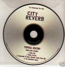 (446M) City Reverb, Central Heating - DJ CD