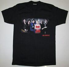 Official BLONDIE Merchandise Debbie Harry Concert Tour 2005 Starworld T-Shirt S