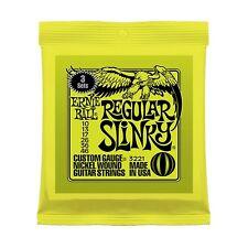 ERNIE Ball 3 Confezione da 010 corde Calibro. Regular Slinky. 3221