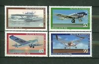 ALEMANIA/RFA WEST GERMANY 1979 MNH SC.B558/B561 Airplanes