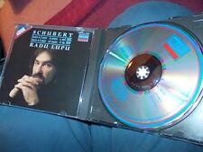 SCHUBERT: Piano sonatas D845 & D894 > Radu Lupu / Decca West Germany full silver