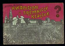Bohdan Butenko Kwapiszon i tajemniczy kluczyk 1980