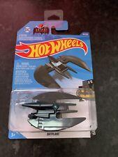 Hot Wheels 2020 Batplane Batman