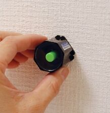 SHINWA Metal Stud Finder Magnet for Detecting Metal Studs Behind Walls 78674
