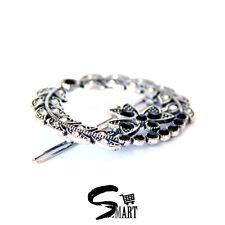 Silver Rhinestone Hair Clips Barrettes Women Accessories Pins Hairpin Clip Clasp