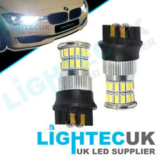 2x PW24W DRL 36 SMD BRIGHT XENON LED CANBUS BULBS SIDELIGHTS BMW F30 F31 F34