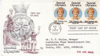 US22) United States Of America 1979 Special Olympics - Skill.Sharing.Joy