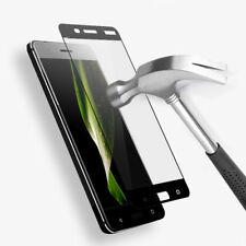 Full Cover Black Tempered Glass Screen Protector Premium Protection For Nokia 5