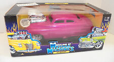MUSCLE MACHINES 1:18 Scale '49 MERCURY Too Cool MUST HAVE