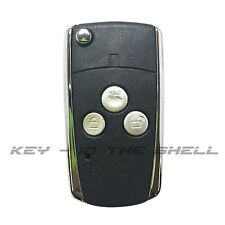 NEW Flip Folding Key Case Remote Key Fob For 2009 2010 Corolla Matrix